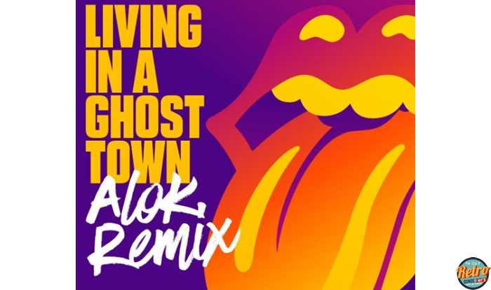 "Remix de ""Living In A Ghost Town"""